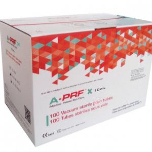 A-PRF+ tubes doos