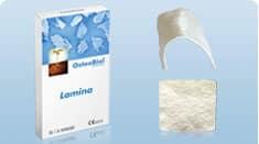 Cortical Lamina 25x25x0,5mm